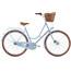Creme Holymoly Doppio - Vélo de ville Femme - bleu
